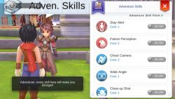 adventure rank scout adventure skills ragnarok mobile