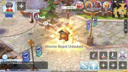 mission board ragnarok mobile