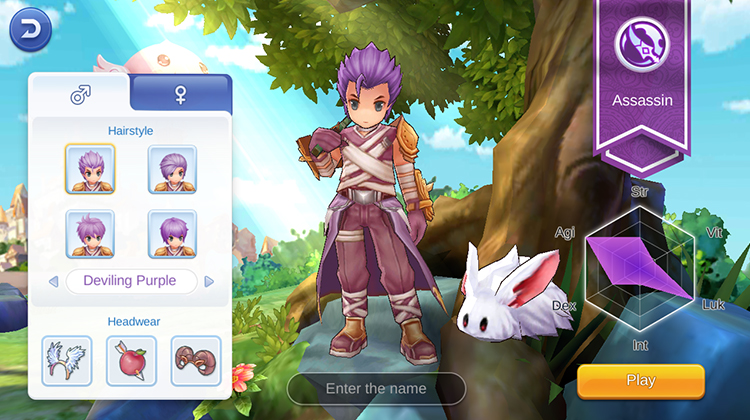 ragnarok mobile assassin cross