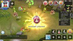assistant ragnarok mobile