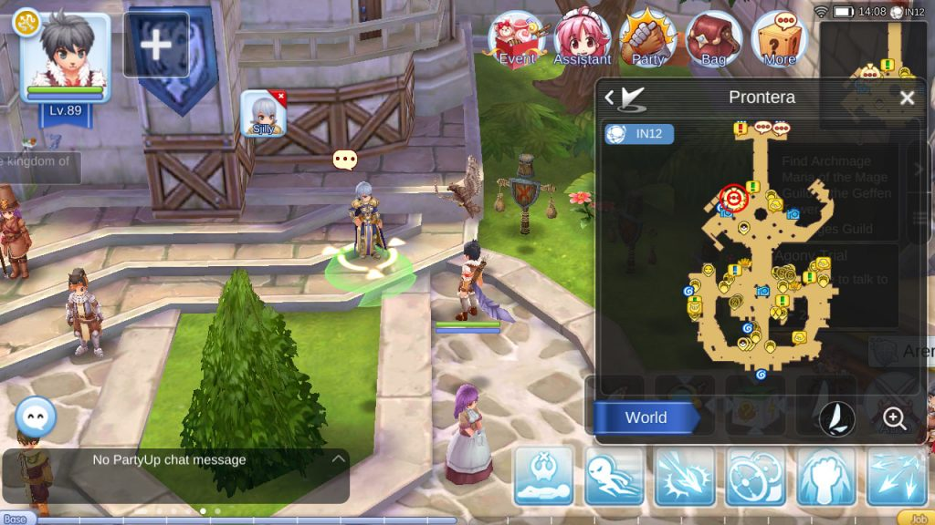 ragnarok mobile job breakthrough quest sjilly