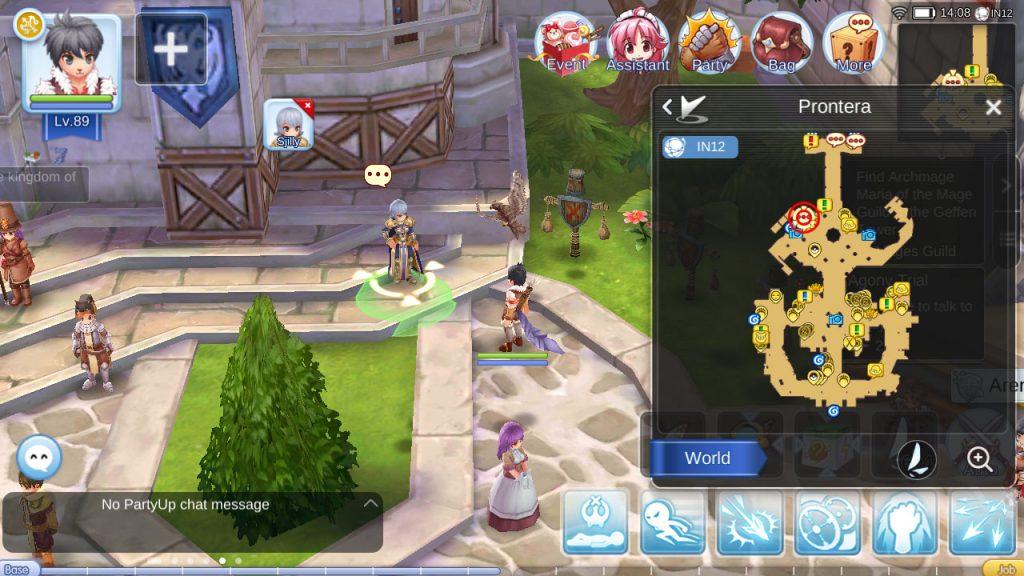 ragnarok mobile job breakthrough quest sjilly