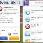 ragnarok mobile adventure rank d adventure skills