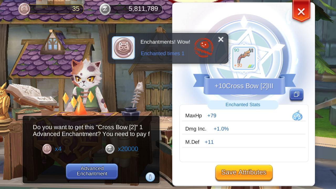 Enchantment Guide Why Choose Advanced Enchantment Ragnarok Mobile 1gamerdash