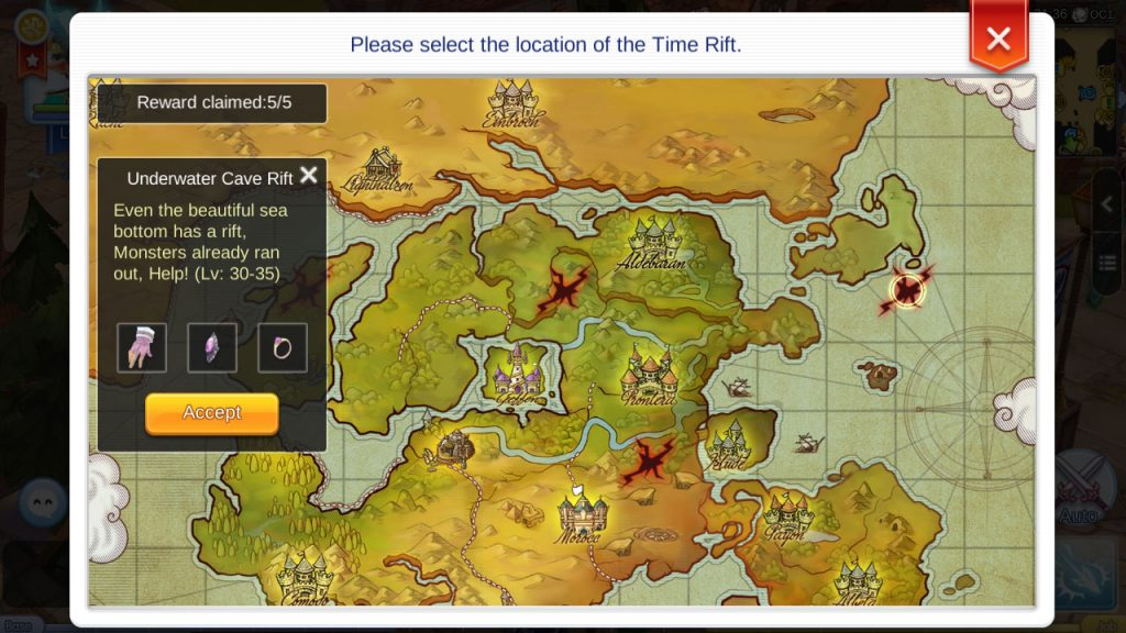 space time rift guide worth doing  ragnarok mobile