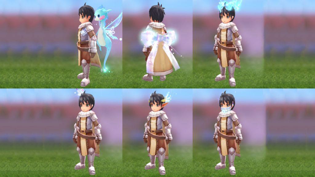 ragnarok mobile sky fairy set
