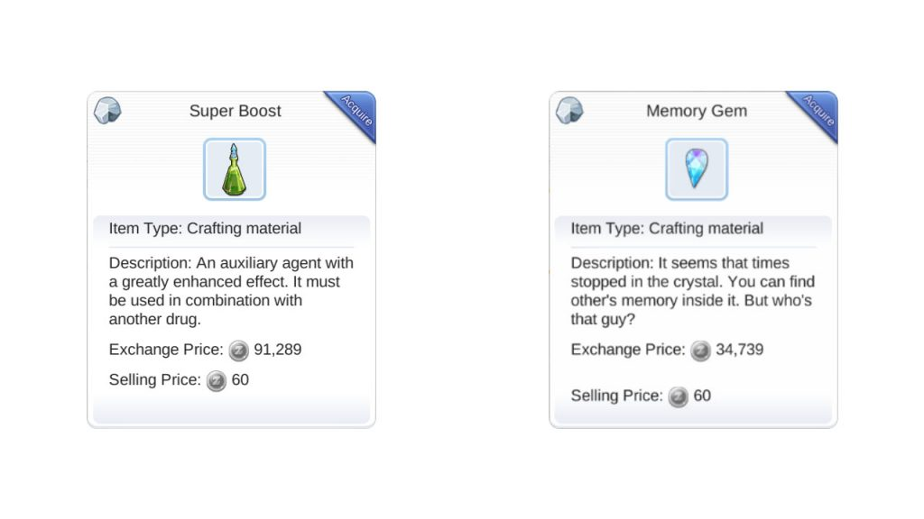 ragnarok mobile super boost and memory gem