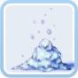 ice powder