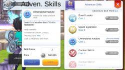 ragnarok mobile adventurer rank c skills
