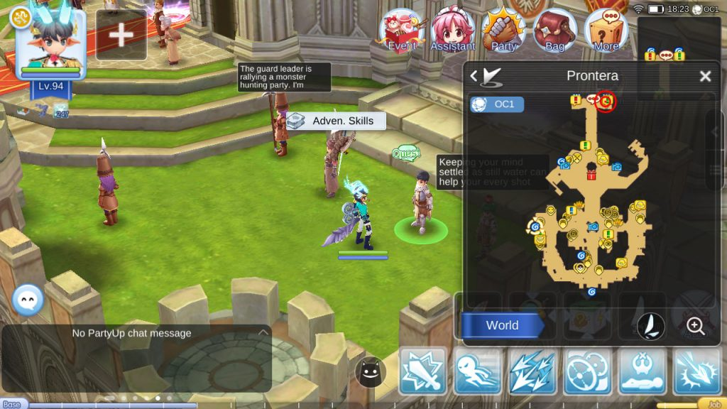 ragnarok mobile adventurer rank c kakaro
