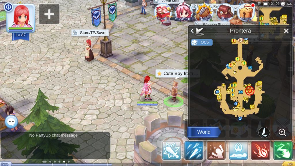 ragnarok mobile where to craft mastela fruit
