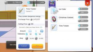 ragnarok mobile greedy shop time twister