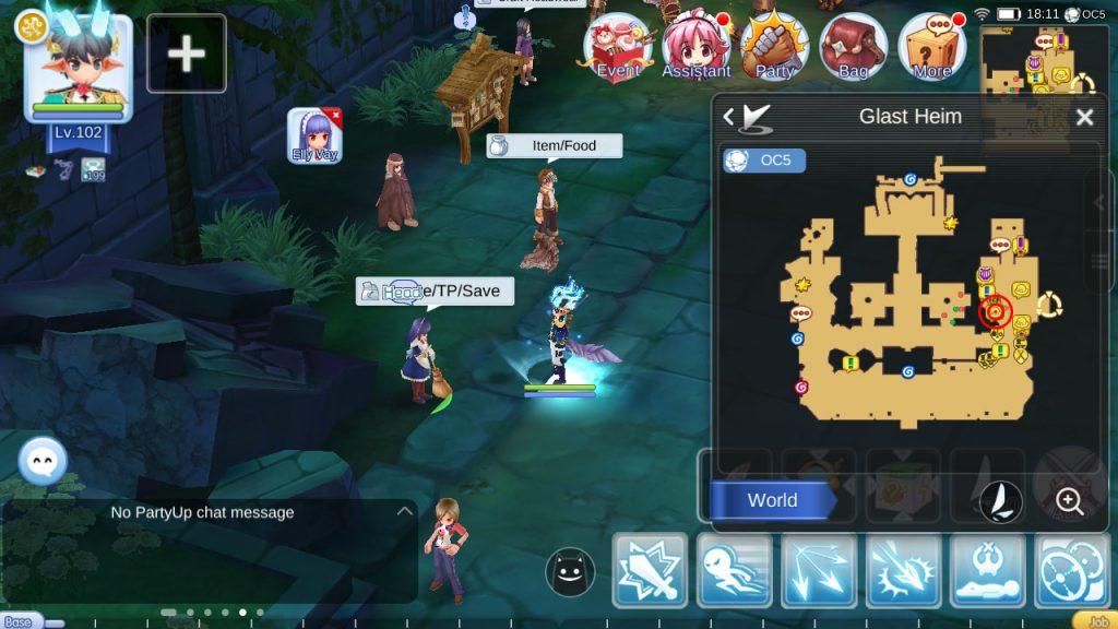 ragnarok mobile unlock maiden band quest