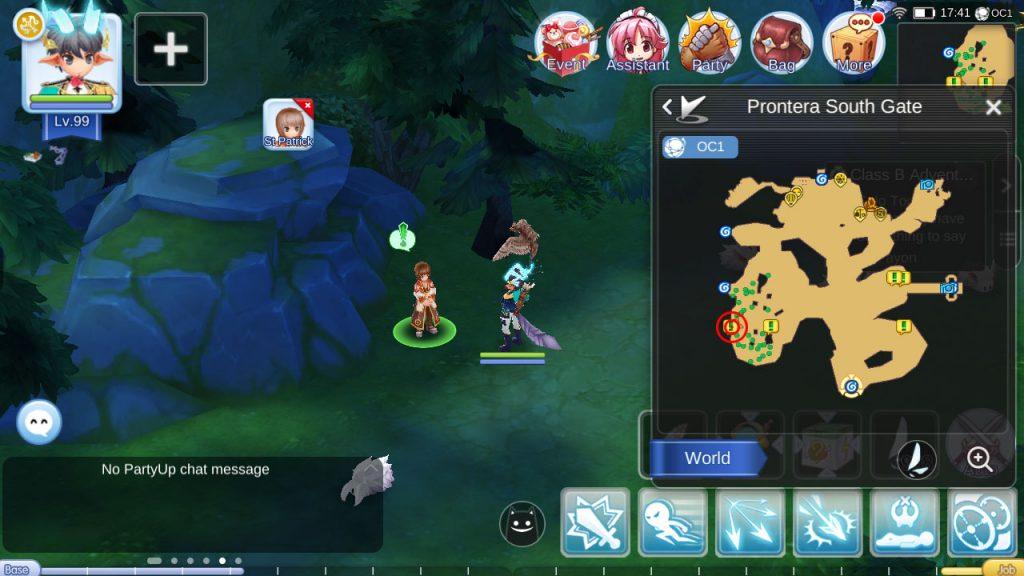 ragnarok mobile lvl 99 aura quest
