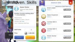 adventurer rank b skills