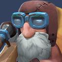 auto chess dwarf sniper