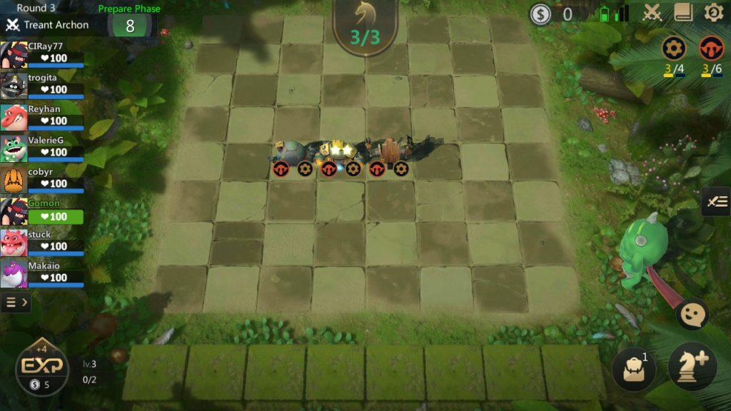 auto chess goblin mech early