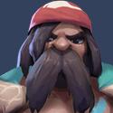 auto chess pirate captain