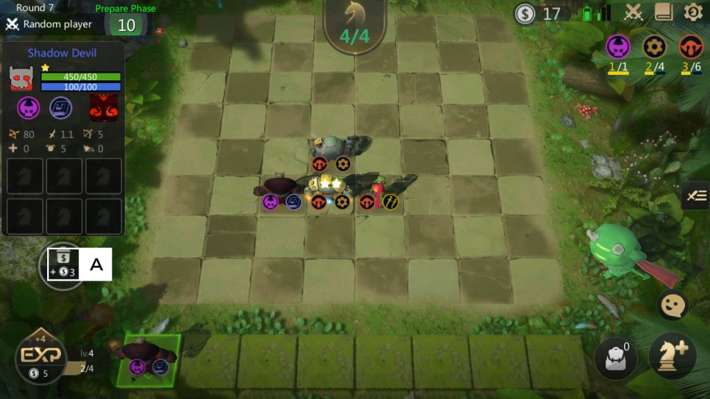 autochess sell piece