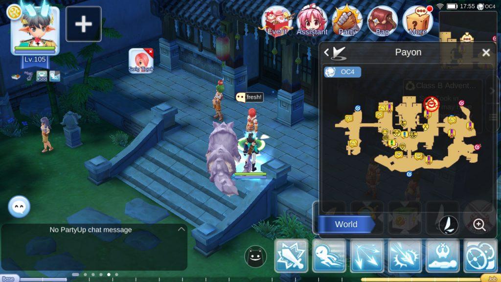 ragnarok mobile adventurer rank b quest