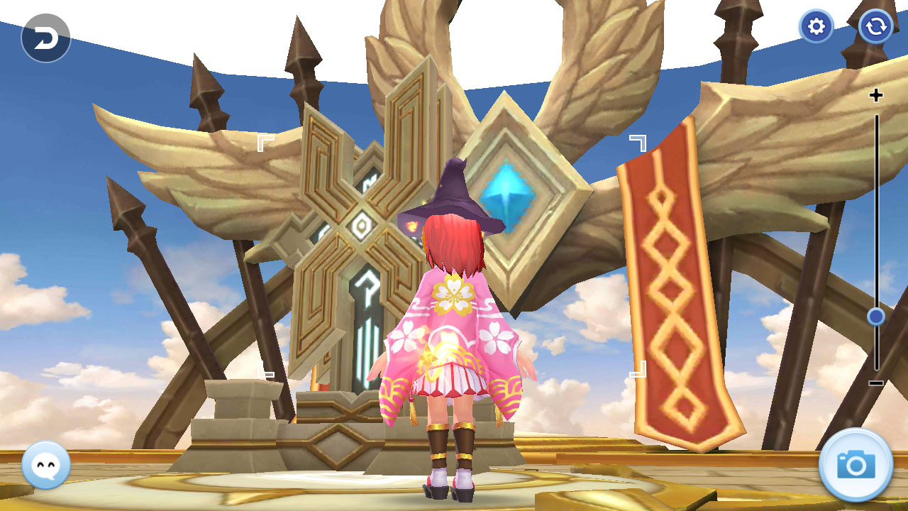 Unlock Aesir Monument T1 (Guild Runes) - Ragnarok Mobile