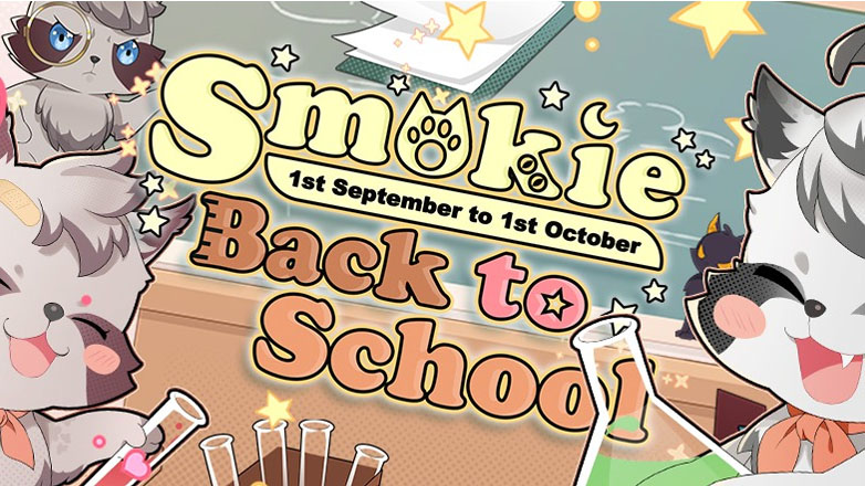 Smokie Back to School Event - Ragnarok Mobile - 1gamerdash